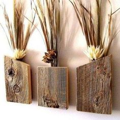 Barn Wood Wall Vase , Decorating Your Walls With Wall Vase In Home Design and Decor
