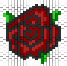 This site has tons of cute patterns for perler beads