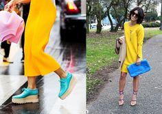 Tú decides: color clashes, ¿sí o no?