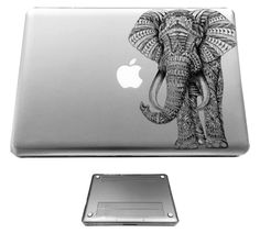 Amazon.com: c0077 - Aztec Ornate Elephant Cool Funky Fashion Design Macbook pro Retina 13.3'' (2013-2015) Fashion Trend CASE Full COVER Front And Back Full Protective Cover Case: Cell Phones & Accessories