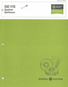 GE-115 Manual
