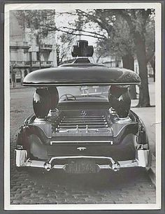Kaiser Carabela Hearse Car