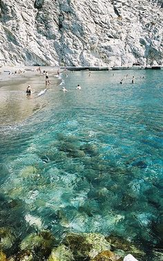 Perissa beach – Santorini Island, Greece