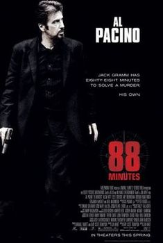 88 Minutes (2007) movie #poster, #tshirt, #mousepad, #movieposters2