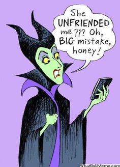 evil social media