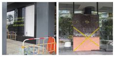 Yea, we don't want frameless glass doors. Not in typhoon prone areas. :)