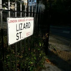 Lizard Street EC1 (London Borough Of Islington)