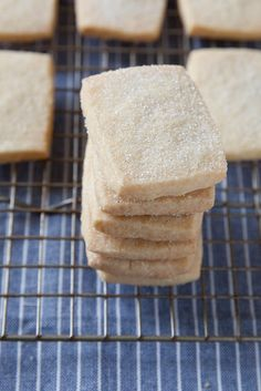 Classic Shortbread Cookies | Annie's Eats