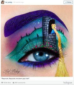 #fantasymakeupeye #art #Eyemakeup #Beautyeyemakeup