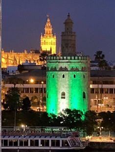 Andalucia, Pisa, San Francisco Ferry, Tower, Building, Travel, Rook, Viajes, Computer Case