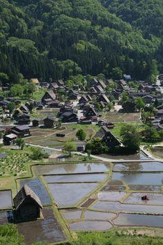 Historic Villages of Shirakawa-go and Gokayama, Japan