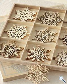 Santa Lucia Snowflake...
