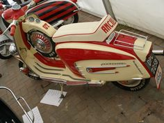 grimstead lambretta need I say more to those who understand? Retro Scooter, Lambretta Scooter, Scooter Motorcycle, Scooter Girl, Vespa Scooters, Custom Moped, Motor Scooters, Mini Bike, Dirtbikes