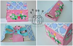 Dollhouse bag for your baby. Kids love to wear their toys everywhere. This house handmade. Inside there is no cardboard. It can be washed, it is not deformed. Dimensions: - Height 20 cm; - Width 15 cm; - The length of 20 cm. Doors and window open. The walls of the house with buttons, buttoned, collapsible house. House design can be arbitrary. Wooden door, window shutters are opened. ____ House available, you must specify the cost of shipping, indicate the value of the standard mail delivery…