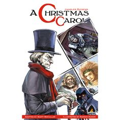 A CHRISTMAS CAROL — One of the most popular Christmas stories of all time, Dickens's novel remains a great favourite all over the world. A poignant and thought-provoking story, it's a delight to read again and again.