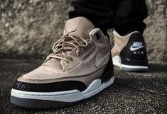 Air Jordan 3 Retro Black Brown JTH NRG