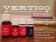 Vertigo | Young Living Essential Oils