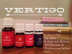 Vertigo | Young Living Essential Oils