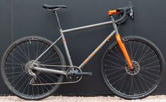 2016 Marin Four Corners Elite bike. © Cyclocross Magazine