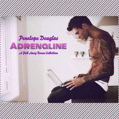 Jax Trent. Adrenaline by Penelope Douglas