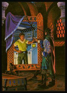 Bard di Asturien X Paul Harrel Sci Fi Fantasy, My Books, Drawings, World, Classic, Painting, Art, Derby, Art Background