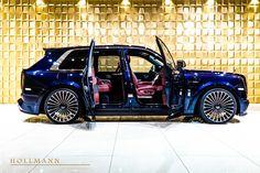 Rolls-Royce Cullinan by Mansory - Hollmann - Luxury Pulse Cars - Germany - For sale on LuxuryPulse. Top Luxury Cars, Luxury Suv, Automobile, Rolls Royce Cullinan, Rolls Royce Cars, Suv Cars, Ferrari F40, Lamborghini Gallardo, Pagani Huayra