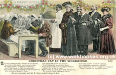 A Comprehensive History of the Workhouse by Peter Higginbotham Christmas Past, Christmas Cards, Collective Identity, Success And Failure, First Nations, Victorian Era, Britain, Art Pieces, History