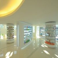 Placebo Pharmacy by klab Architecture