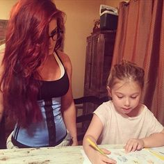 My girl Chelsea Houska Funky Hairstyles, Pretty Hairstyles, Wedding Hairstyles, Men's Hairstyle, Formal Hairstyles, Hairstyles 2016, Red Hair Color, Cool Hair Color, Hair Colors
