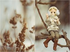 Pure Neemo doll photo by Kinomi on flickr