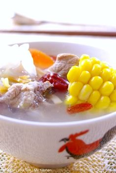 I have not cooked this soup for long, more than a year I think. Always cooked it when I lived in Singapore years ago. This is a simple and p...