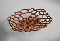 The Bevel Bowl represents a new innovation by Rael San Fratello Architects—3D…