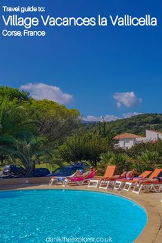 For the perfect cheap self-catering getaway for families on the island of Corsica, I was delighted to discover the Village Vacances la Vallicella located on the north-eastern coast of the island. Check out my post on why a family vacation should be taken here. #Corsica #Corse #France #Vacation #Holidays