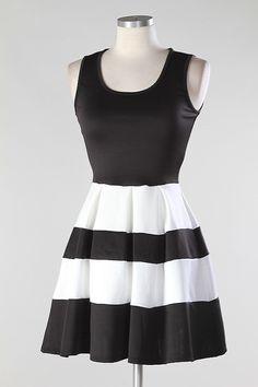 black and white so in! so darling!!