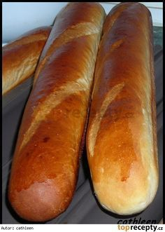 Albanian Recipes, Slovak Recipes, Czech Recipes, Russian Recipes, Bread Recipes, Cooking Recipes, Czech Desserts, Pizza, Bread And Pastries