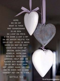 Wedding Quotes, Wedding Wishes, Infinity Quotes, Prayer For Husband, Husband Wife, The Notebook Quotes, Evening Greetings, Afrikaanse Quotes, Goeie More