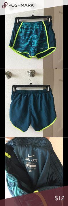 Nike running shorts Nike dri-fit running shorts, only worn twice Nike Shorts