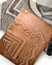 Etched Copper and Brass Jewelry: Phototransfer Metal Etching - Jewelry Making Daily