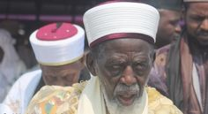 Don't incite your followers to violence - Chief Imam tells politicians