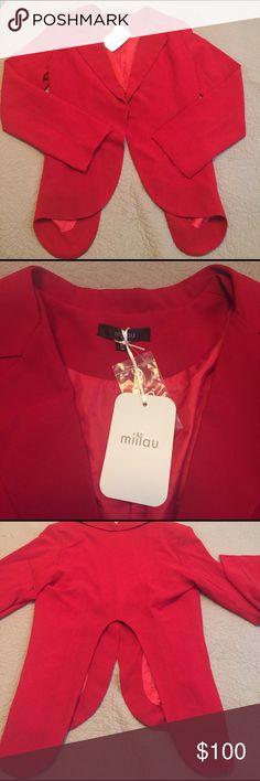 Millau jacket Super elegant and versatile! 65% viscose 35% polyester Millau Jackets & Coats Blazers