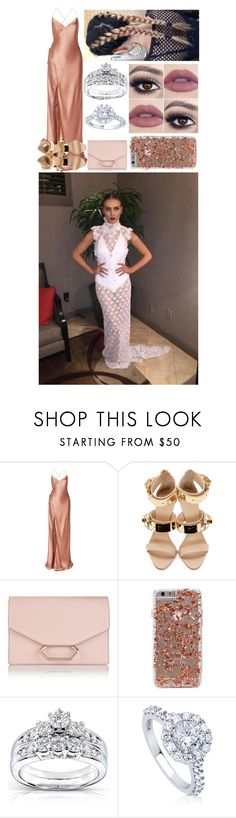 """Fashion Event With Best Friend Perrie Edwards"" by glitterbelle11 ❤ liked on Polyvore featuring Mason by Michelle Mason, Giuseppe Zanotti, Victoria Beckham, Annello and BERRICLE"