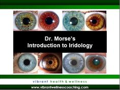 Dr. Morse's Introduction to Iridology