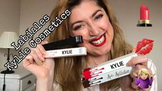 Labiales Kylie Cosmetics I Aires Infinitos - YouTube