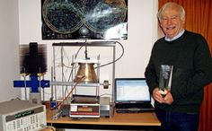 EmDrive - Roger Shawyer, inventor of the EmDrive