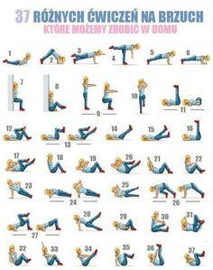 Cwiczenia na brzuch