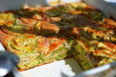Casserole Sauteed Zucchini Recipe