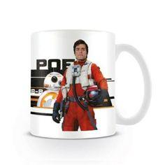 Caneca Star Wars Poe