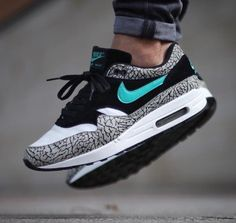the votes are in for Air Max Vote Back. The x Nike Air Max 1 Elephant