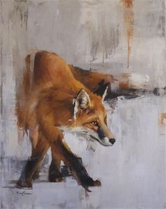 Amongst The Grey Morgan Cameron Art- Animal Art Upcoming Artists, Oil Painters, Equine Art, Cool Artwork, Amazing Artwork, Wildlife Art, Animal Paintings, Landscape Paintings, Colorful Backgrounds