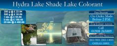 Hydra Lake Shade Colorant